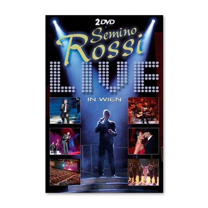 semino rossi online shop live in wien 2 dvds. Black Bedroom Furniture Sets. Home Design Ideas