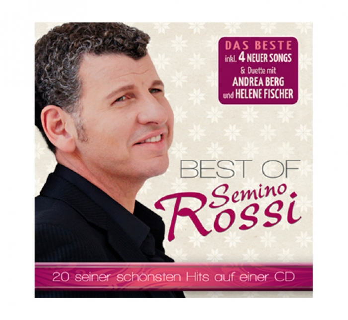 Semino Rossi Best of (CD)