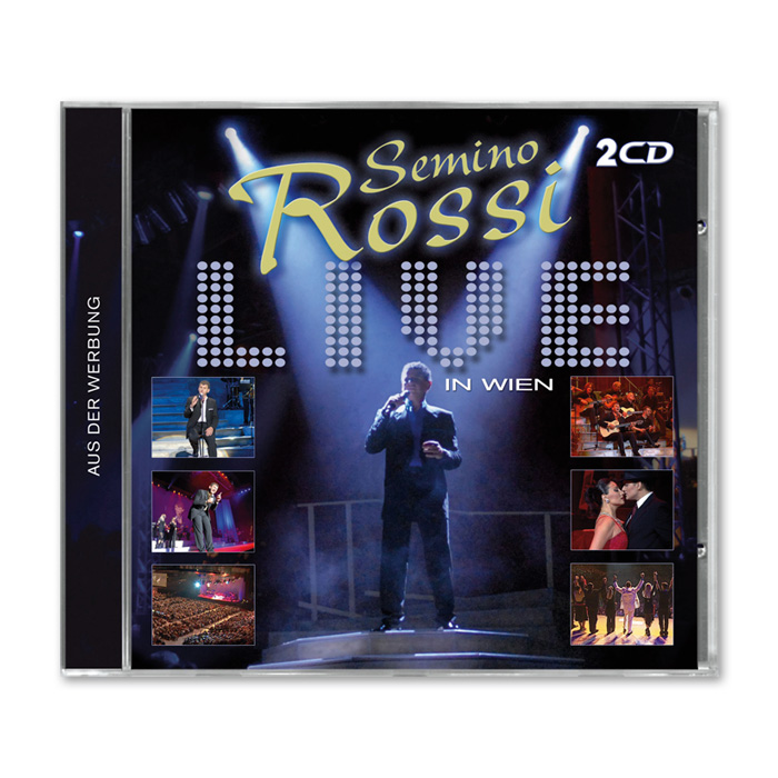 Live in Wien (2 CDs)